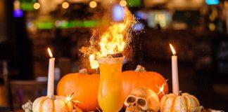 Bierkeller Halloween cocktails