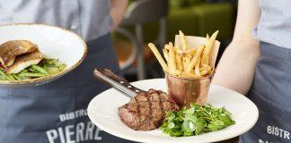 Bistrot Pierre steak frites