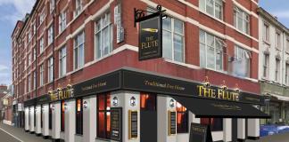 The Flute Hardman Street Liverpool