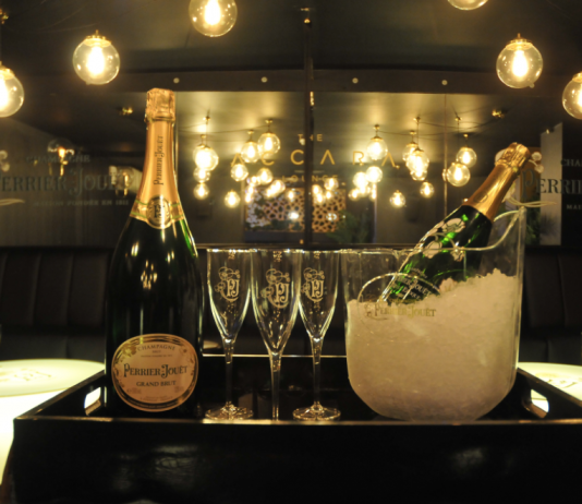 Perrier-Jouët is opening a new Champagne lounge with Kingdom Liverpool