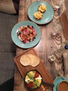 Dia + Noche breakfast