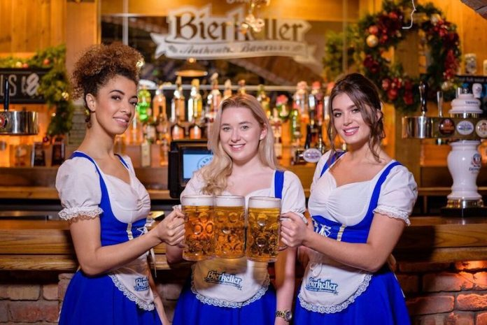 Bierkeller Liverpool