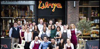 The team at Lunya