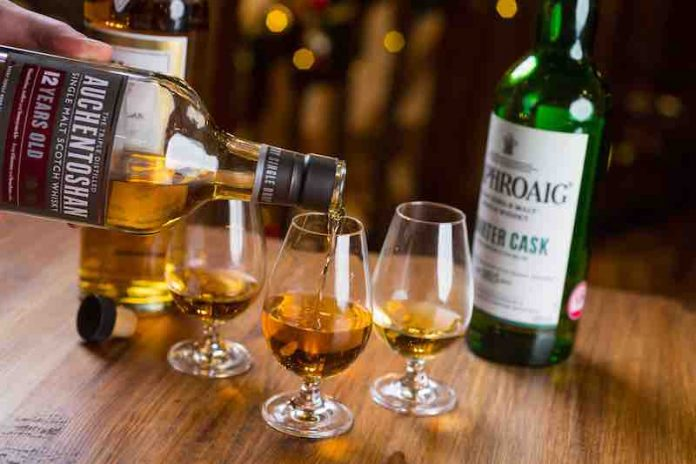 Burns Night Liverpool style at the Philharmonic Dining Rooms
