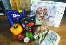 HelloFresh Rapid Box
