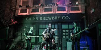 The Ambition at On Air Cains Brewery Village