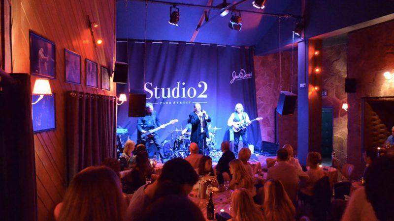 PARRJAZZ at Studio 2
