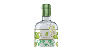 Partridges Chelsea Flower Gin
