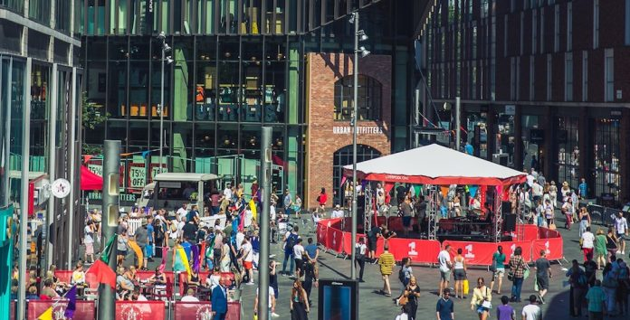 Liverpool ONE Feast Weekend