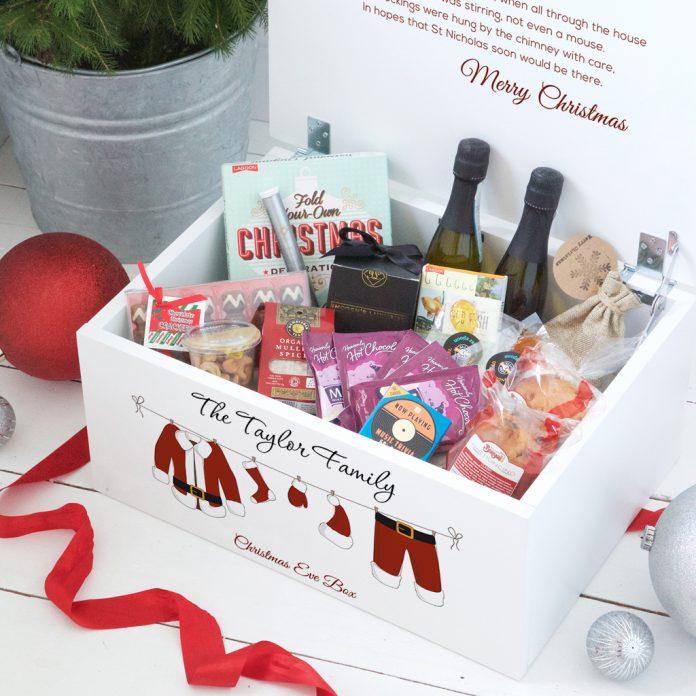 Christmas Eve Box Liverpool