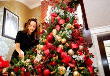 Festive Decorators Christmas tree Liverpool