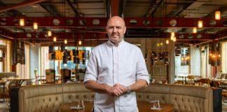 Aiden Byrne restaurant MCR