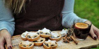 Vegan Christmas Liverpool mince pies