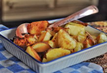 Marco Pierre White roast potatoes