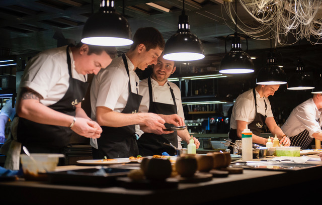 MasterChef Photography by Peter Powell.