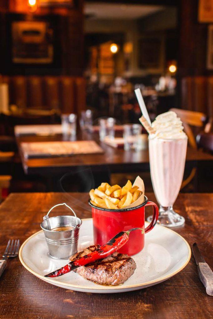 Hickory's Steak & Shake