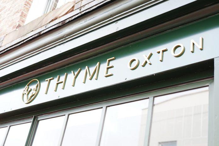Thyme Oxton Village