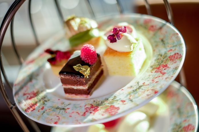 Afternoon Tea at 1539 Restaurant and Bar