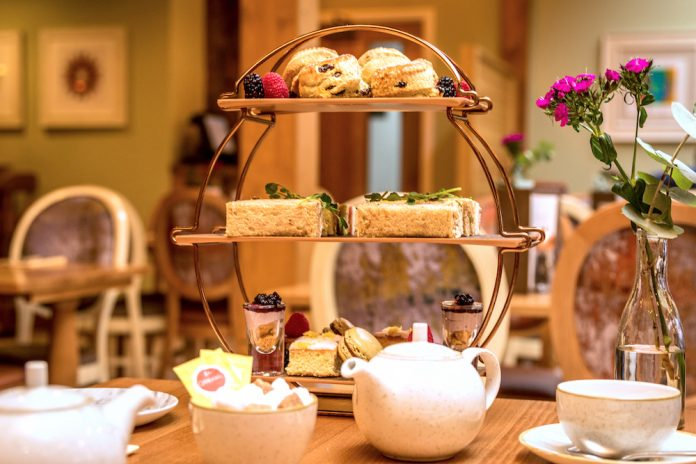 Allerton Manor Afternoon Tea