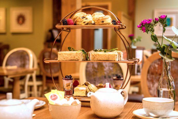 Allerton Manor Afternoon Tea