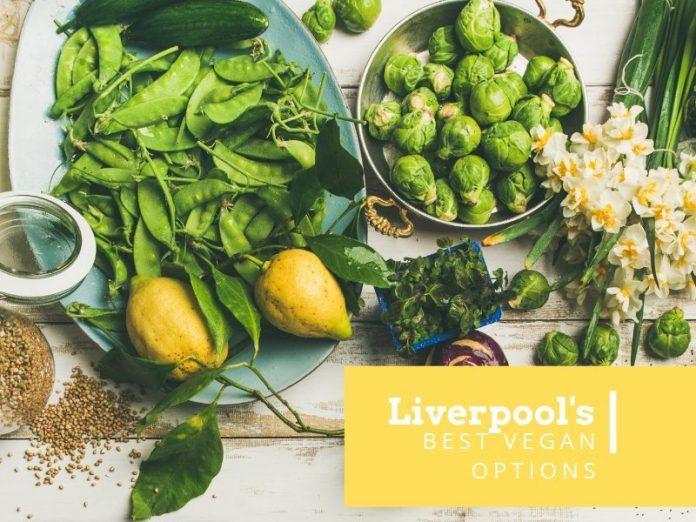 Vegan Liverpool