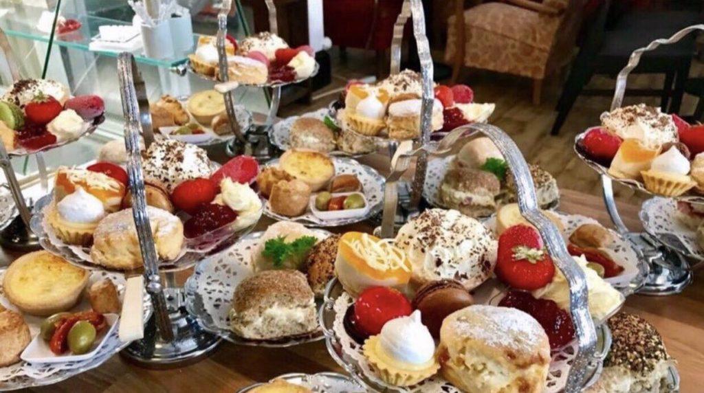 Mrs Danvers' Tea Rooms Liverpool