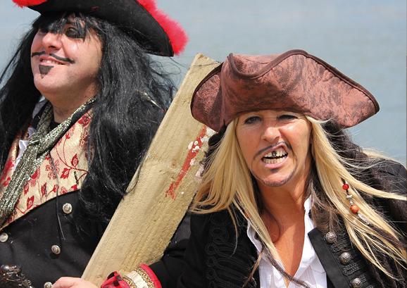 New Brighton Pirate Fest