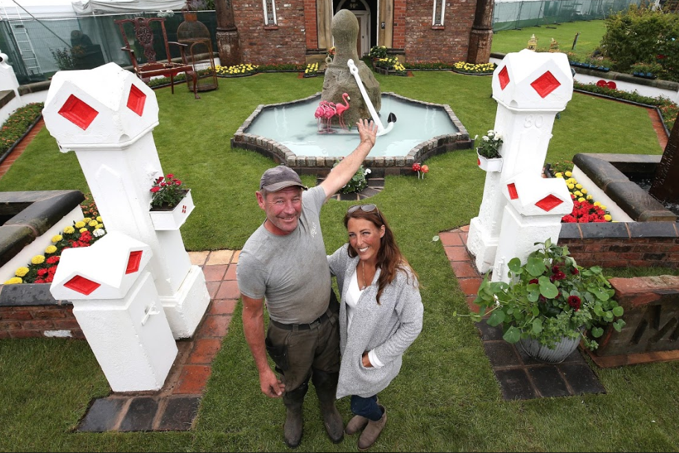Southport Flower Show celebrates 90th anniversary with giant garden party