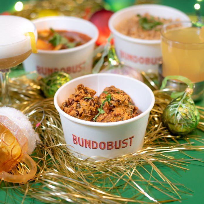 Bundobust Christmas menu