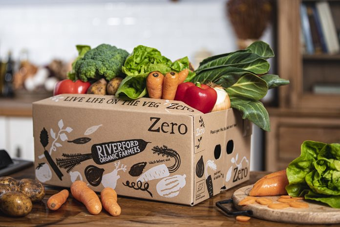 Riverford Box Zero